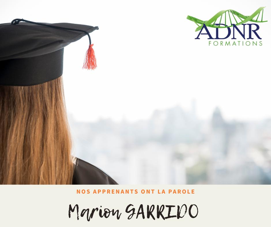 Marion GARRIDO – L'accompagnement des troubles du spectre autistique en Naturopathie