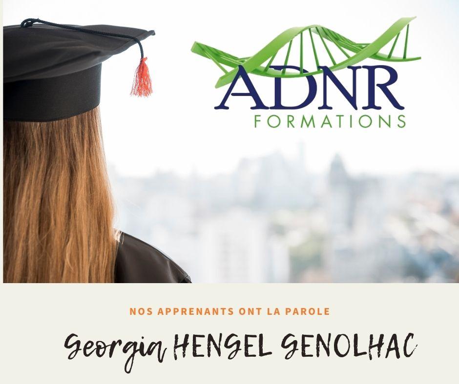 Georgia HENGEL GENOLHAC – Bébé grandit sereinement avec ses émotions