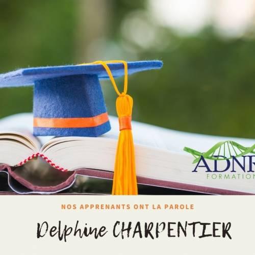 Delphine CHARPENTIER – Préparation, Récupération et Performance d'un danseur professionnel