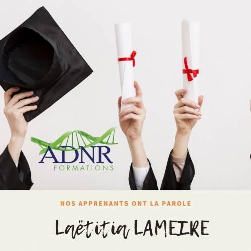 Laëtita LAMEIRE – Naturopathie et vie moderne : stress et sédentarité